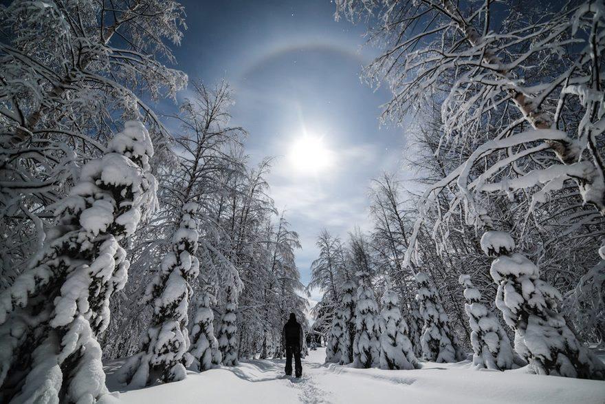 Ide menekülnénk a karácsonyi tömeg elől - Lappföld csodaszép képeken!