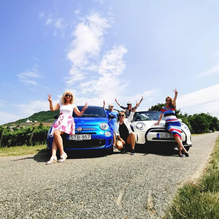 A Woman Power Project két autót próbált ki a Share Now flottából. Flottul ment minden és mi is!