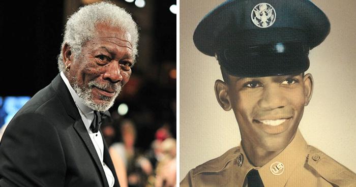 Sokak nagy kedvence, Morgan Freeman