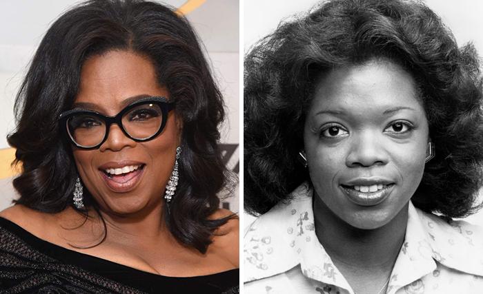 Oprah, amikor még nem ismerte egy egész világ