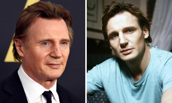 Liam Neeson olyan kis romantikusnak nézett ki, nem?!