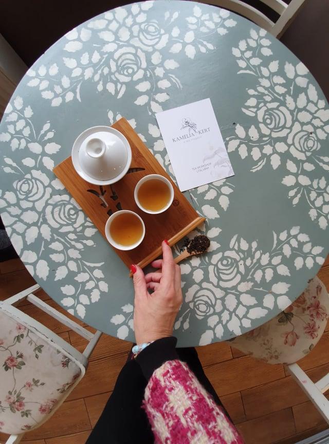 Mitől jó egy tea? Magyarország teanagykövete elárulja a titkot