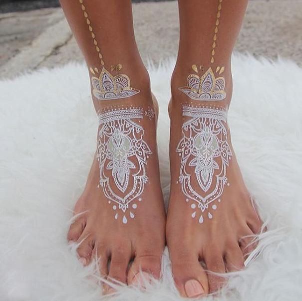 Fehér Henna. Lesz Ez új őrület?