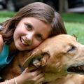 Kutyával a gyermekkori szorongás ellen