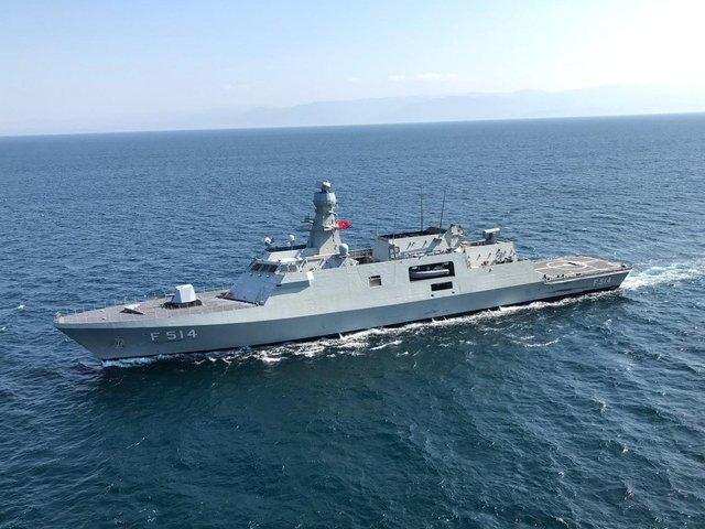 Törökországban elkezdték az Ukrajnának szánt hadihajó építését