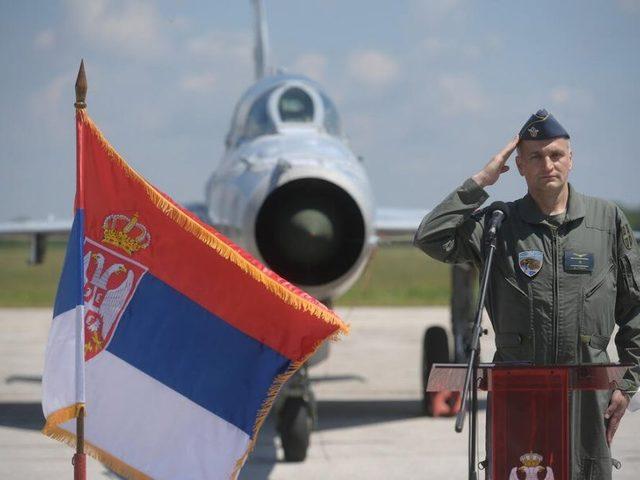 Szerbiában is kivonták a MiG-21-es vadászgépeket a hadrendből