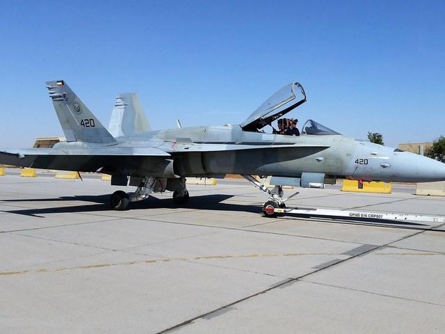 Tunézia tárgyalásokat folytat kuvaiti Hornet vadászbombázók megvásárlásáról