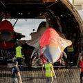 Újabb F-16-ok érkeztek a Top Aces-hez