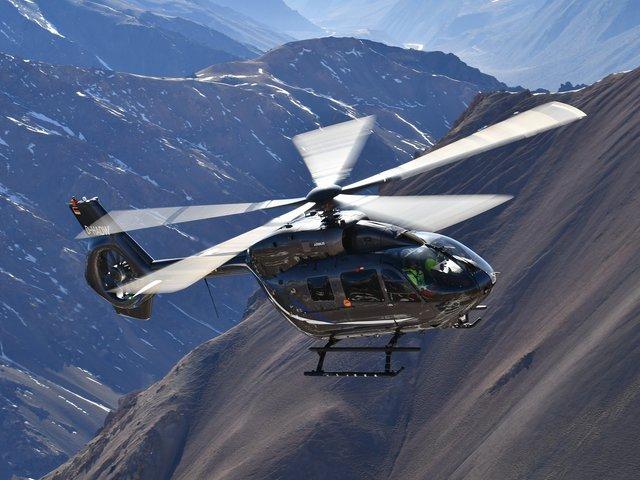 Elkészült az első átépített H145-ös helikopter