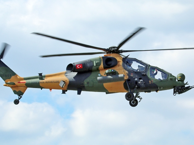 Új török harci helikopter, ukrán gázturbinákkal