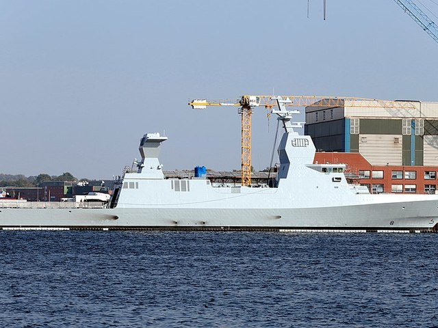 Hazaérkezett Izrael legújabb hadihajója