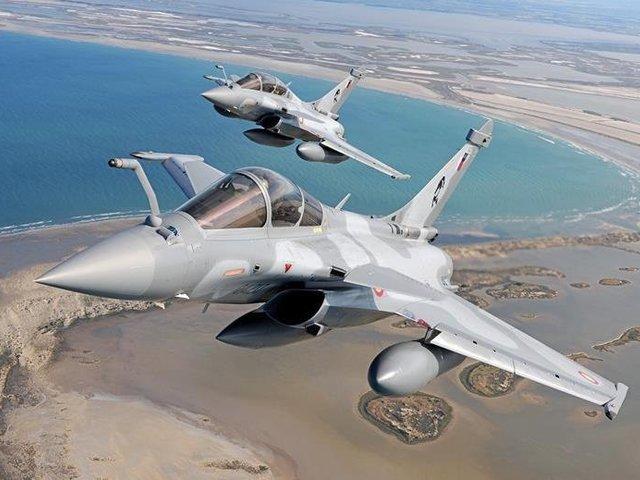 Friss hírek a Rafale vadászbombázókról