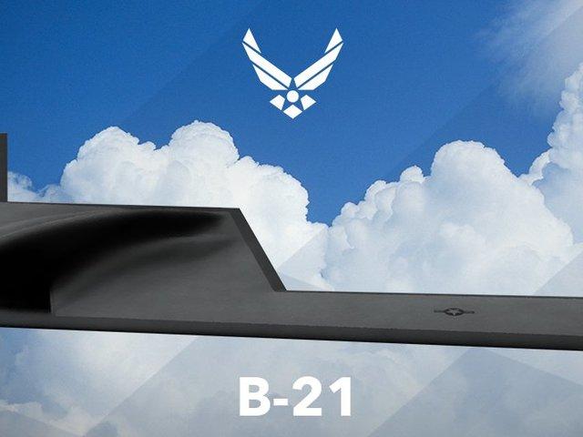 Már elkészült az első két B-21-es bombázó