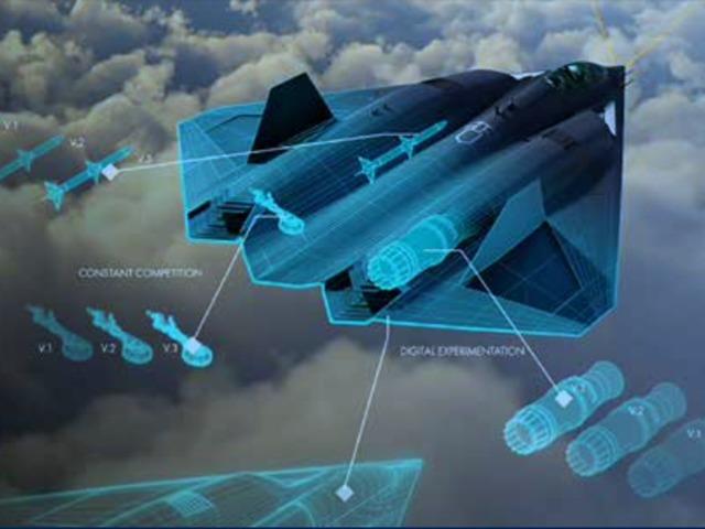 Két eltérő változatban is kifejleszthetik a következő generációs amerikai harci repülőgépet