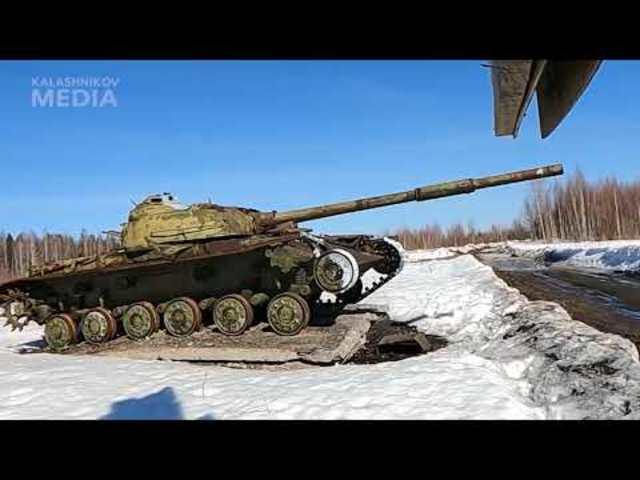 Sikeres tesztlövészet Oroszországban a továbbfejlesztett Vihr rakétával