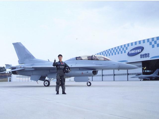Hétfőtől újra repülhetnek a dél-koreai F-16-ok