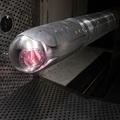 Szélcsatornában vizsgálták a légi lézer konténerét