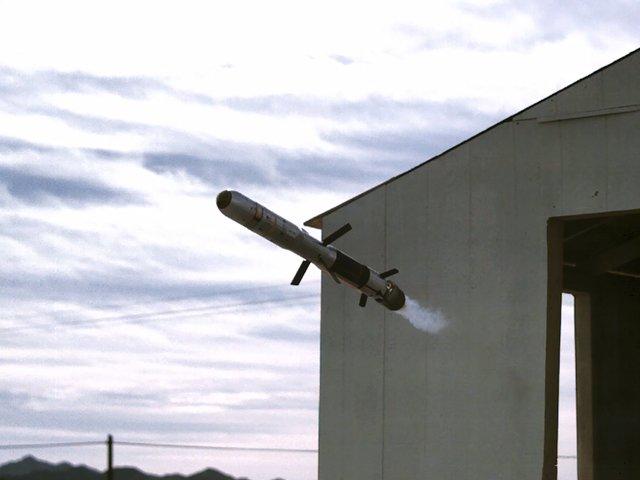 Új rakétát mutatott be a Saab és a Raytheon