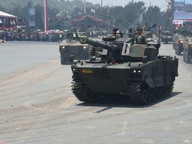 Amerikai váltó kerülhet a török/indonéz Kaplan MT/Harimau harckocsikba