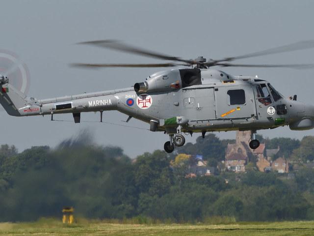 Berepülve az első portugál Super Lynx