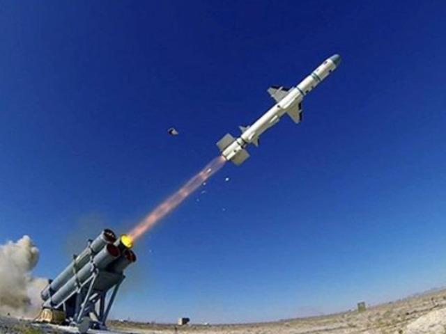 Utolsó tesztlövészet a török hajók elleni robotrepülőgéppel
