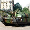 Franciaországban elindult a Leclerc harckocsik korszerűsítési programja