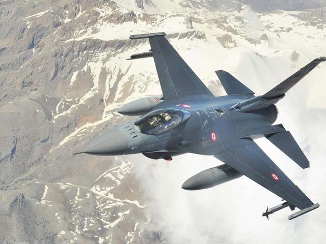 Törökországban elkészült egy újabb megnövelt élettartamú F-16-os