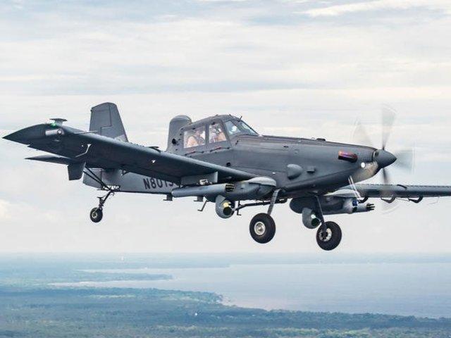 Új harci repülőgépet vásárolnának az amerikai különleges erők