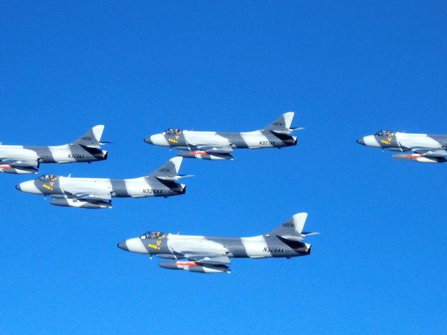 Talán újra repülni fognak Libanon Hunter harci gépei, de már Kanadában