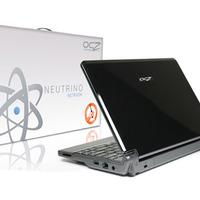 Építsd magad netbook - OCZ Neutrino