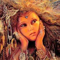 A Hét Tarot Lapja, Január 9-15., kardok királynője: kapcsolatok magasabb szintű átrendeződése