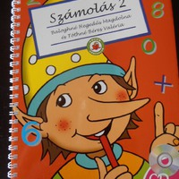Számolás, helyesírás gyakorlás 6-10