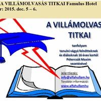 Villámolvasás tanfolyam Győrben