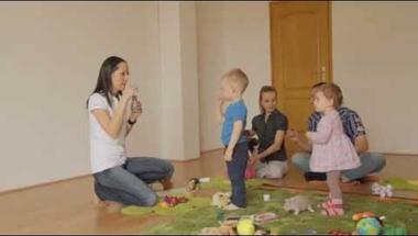 Hogyan kommunikáljak egyszerűbben babámmal a beszéd előtt?