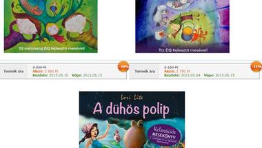 Ezek a gyerekkönyvek a leghasznosabbak