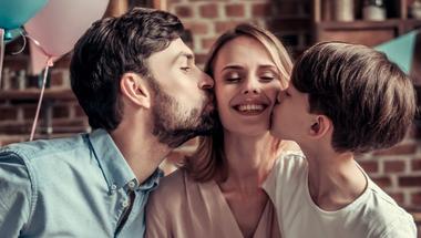 """Müller Péter: """"Ettől tud bölcs anya, jó feleség, és vonzó szerető lenni"""""""
