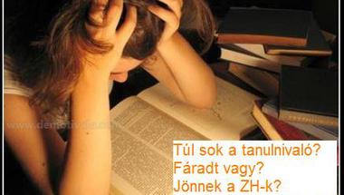 Az én tanulási módszerem!