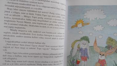Olvass bele a Vidám Tapsi és Mérges Tapsi kalandjai meséskönyvbe