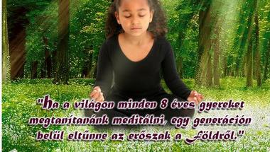 A meditáció 100 jótékony hatása...