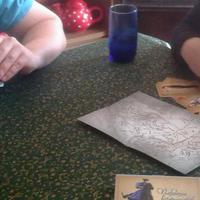 Nefelejcs -  népviseletes kártyajáték