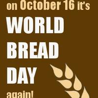 Október 16 - A kenyér világnapja