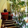 A Szellemi Kulturális Örökség Nemzeti Jegyzékén 9.:  a pünkösdi templomdíszítés Mendén