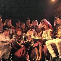 Babanéző és mulatság a XIX. Csángó Bálon