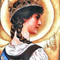 Hedvig - magyar, lengyel, litván királynő