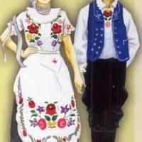 A Szellemi Kulturális Örökség Nemzeti Jegyzékén 4.: a kalocsai hímzés, viselet, pingálás, tánc