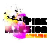 Pink Illusion - Airline
