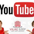 A világszép.hu youtube csatorna.
