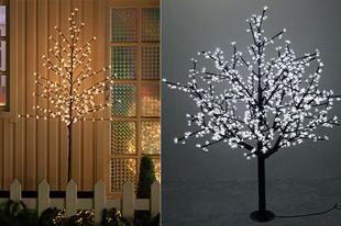 Kíváncsi vagy milyen az igazi karácsonyi fényáradat?