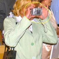 Profi fényképész