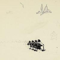 Vizuális utazás: vintage rajzok Zsákos Bilbóról